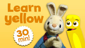 learn colors for kids color yellow compilation color crew