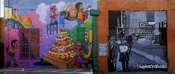how a dallas developer helped artists turn deep ellum into a cake mural by artist gabe mccool and truelove series akard elm 1938 by