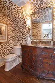 wallpaper for bathroom ideas small bathroom wallpaper design effect drawing bathroom small