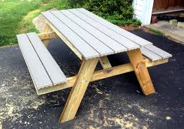 Hammer Wooden Picnic Tables And Outdoor Serving Tables Discover by Backyard Archives U2013 Just Measuring Up