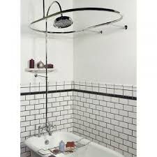 Removable Shower Curtain Rod by Choose Clawfoot Tub Shower Curtain Rod U2014 New Interior Design
