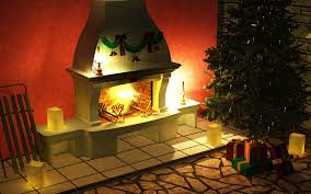 widescreen 3d christmas wallpaper wallpapersafari