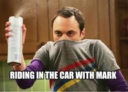 Condescending Wonka Meme Generator - meme maker riding in the car with mark