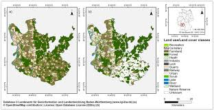 Southern Germany Map by Ijgi Free Full Text Quality Evaluation Of Vgi Using