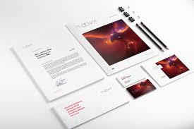 Business Card Letterhead Envelope Design by Phoenix Mockup Kit On Behance