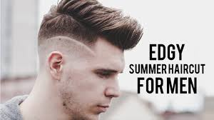 best men u0027s summer haircut 2017 edgy textured quiff