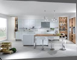 cuisine blanche et bois cuisine ikea blanche et bois gallery of idud cuisine gris et blanc