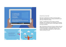 microsoft azure offering direct mail the dots