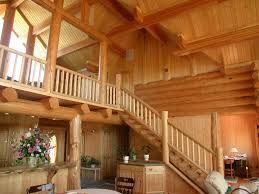 stairs u0026 railings gallery 1 creasey log homes