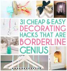 do it yourself home decorating ideas on a budget diy crazy home