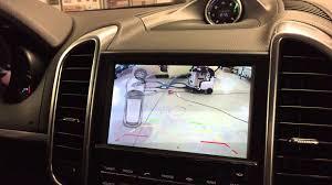 Porsche Cayenne Navigation System - porsche cayene 92a rvc youtube