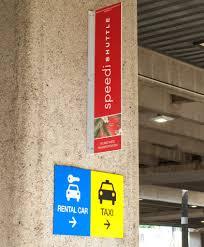 Hnl Airport Map Daniel K Inouye International Airport Speedishuttle