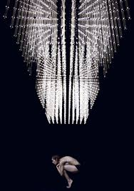 with lighting designer