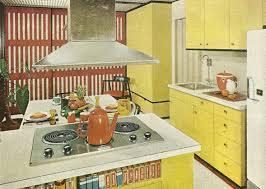 Antique Home Decor 1960s Kitchen Home And Interior