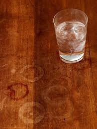 how to clean wood table with vinegar 15 ways to fix everything with vinegar remove water rings water