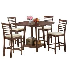Pub Dining Room Tables Bar And Pub Table Sets With Stools Organize It