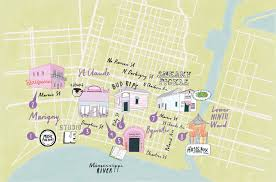 Map Of Marigny New Orleans by New Orleans U0027 Bywater What To Do When You U0027re There Billboard