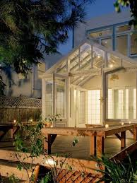 Sunroom On Existing Deck Sunroom And A Deck Houzz