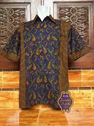 Toko Batik Danar Hadi kemeja batik pria by danar hadi jan1435 klikplaza shop