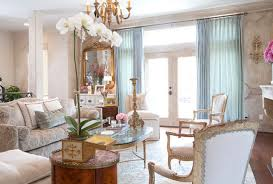 french townhome traditional living room houston by dodson