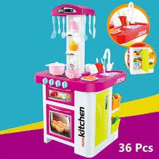 jeu cuisine enfant cuisine pour enfants bois jouet moderne jeu cuisinière dînette