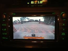 2011 hilux fortuner reverse camera diy