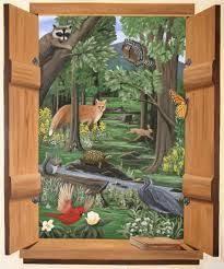 89 best garden wall mural ideas images on pinterest mural ideas