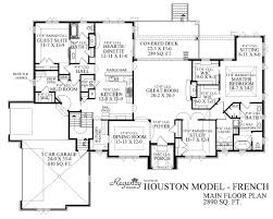 custom home builder floor plans sample house plans 33728