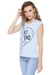buy timing best friend graphic tee right side for women