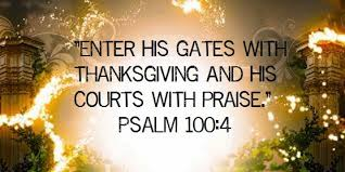 a psalm of thanksgiving talkofjesus