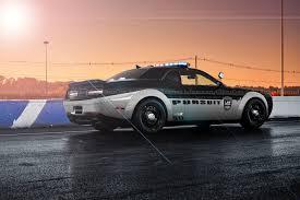 Dodge Challenger Police Car - dodge challenger srt demon would make for a diabolical cop car
