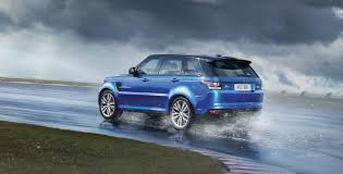 range rover sport blue 2015 land rover range rover sport svr photos specs and review rs