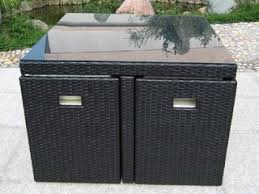 canape de jardin en resine tressee pas cher awesome table de jardin resine soldes ideas awesome interior