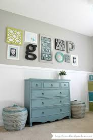 how to do a gallery wall playroom gallery wall playroom update love of family home