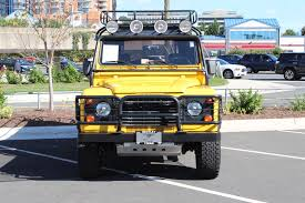 1997 land rover defender 90 1997 land rover defender 90 90 stock 5w004329b for sale near