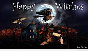 happy halloween cover photos harvest magic wall print 8x10 by steelgoddess on etsy halloween