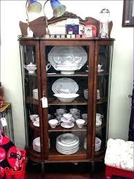 Kitchen Curio Cabinet Kitchen Curio Cabinet Setbi Club