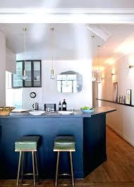 cuisine semi ouverte avec bar cuisine americaine avec bar cuisine semi ouverte sur salon avec
