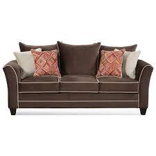 Transitional Sofas Furniture Serta Upholstery By Hughes Furniture 2650 Transitional Sofa With