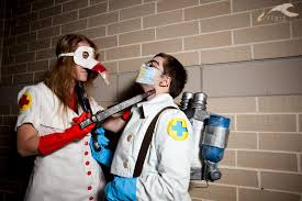 Team Fortress 2 Halloween Costumes Team Fortress 2 Brought U0027re Married