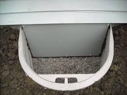 exterior exterior crawl space access door house exteriors