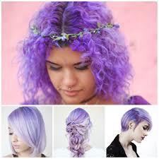 subtle purple hair colors for 2017 u2013 hair color news 2017 trends