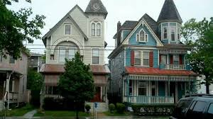 Houses In New Jersey Victorian Homes In Cape May Nj Youtube
