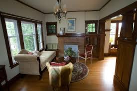 craftsman home interiors 12 rustic craftsman cottage interiors interior craftsman style