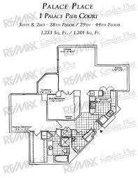 Palace Floor Plans Palace Place Toronto Remax Condos Plus