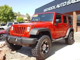 jeep wrangler for sale utah used 2011 jeep wrangler for sale in cedar city ut edmunds