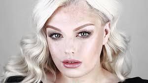 foundation for freckles no makeup makeup tutorial joseph
