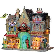 lemax spooky town lemax spooky town collectibles lemax spooky town villages