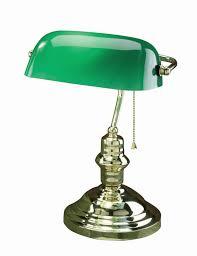 bankers lamps green shade 18547 astonbkk com
