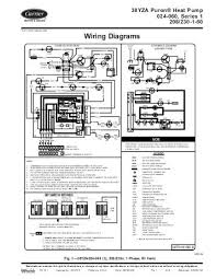 38cm air conditioning unit wiring diagrams carrier